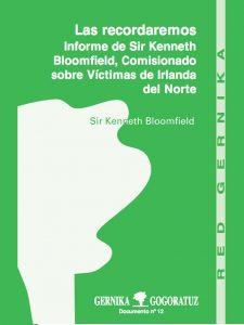Informe Kenneth Bloomfield. Víctimas de Irlanda del Norte