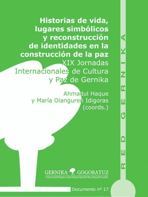 XIX jornadas internacionales de cultura y paz de Gernika