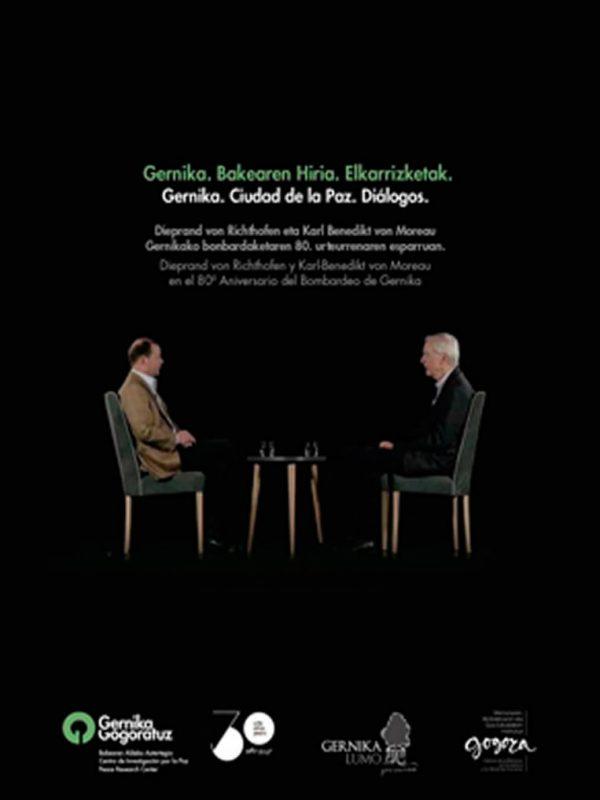 Gernika. Ciudad de Paz. Diálogos