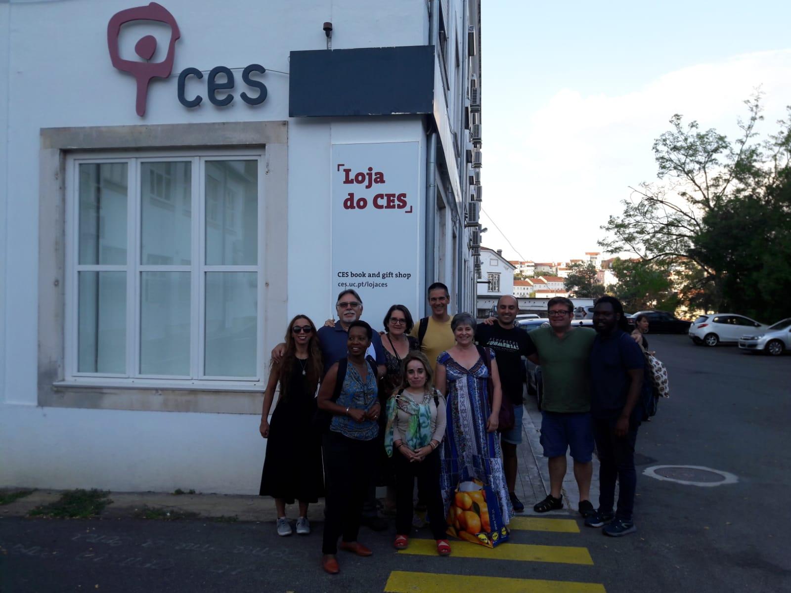 gernika gogoratuz TC Seminario Coímbra grupo Mzbq CES Sep 2018