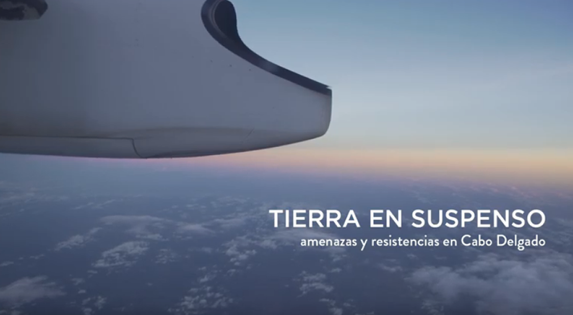 "documental ""Tierra en Suspenso"""