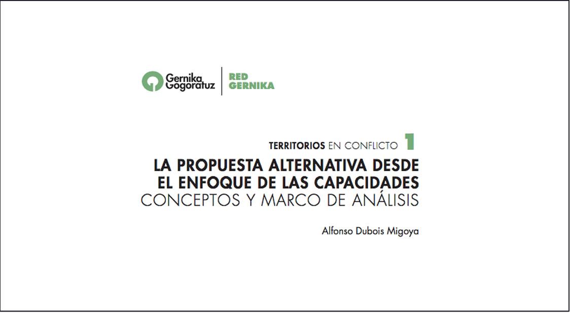 la propuesta alternativa desde el enfoque de las capacidades conceptos y marco de analisis