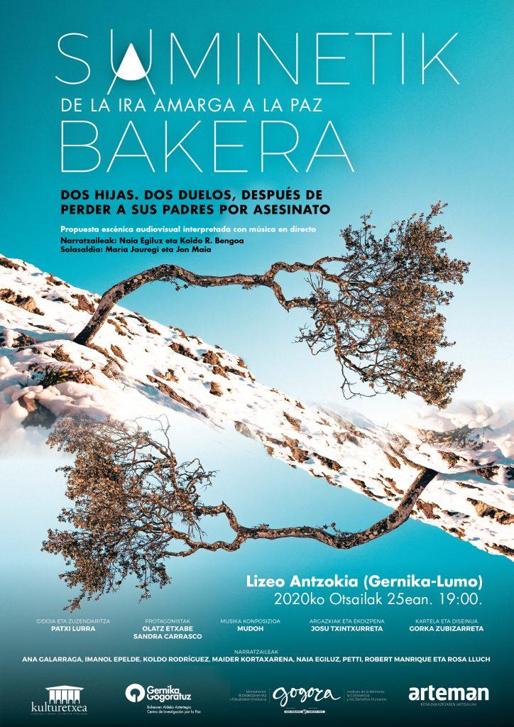 suminetik bakera en Gernika 2020