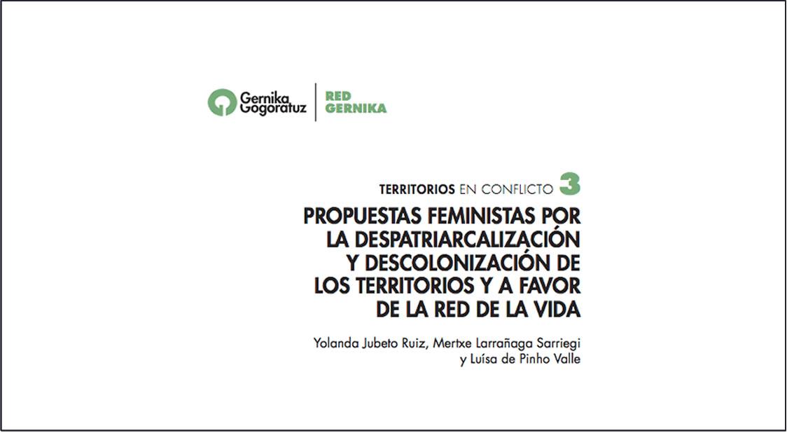 Gernika Gogoratuz: propuestas feministas por la despatriarcalización