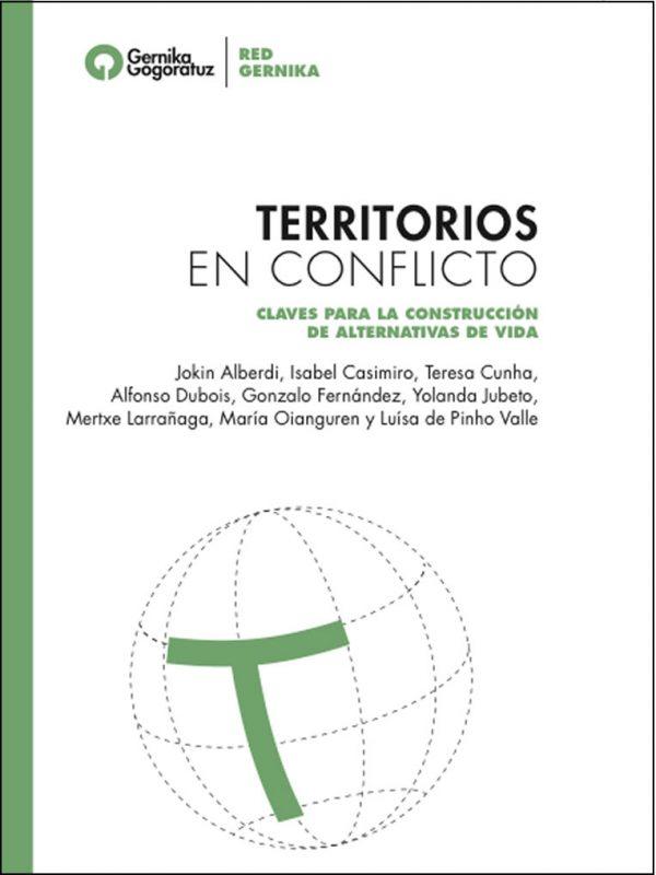 libro Territorios en Conflicto