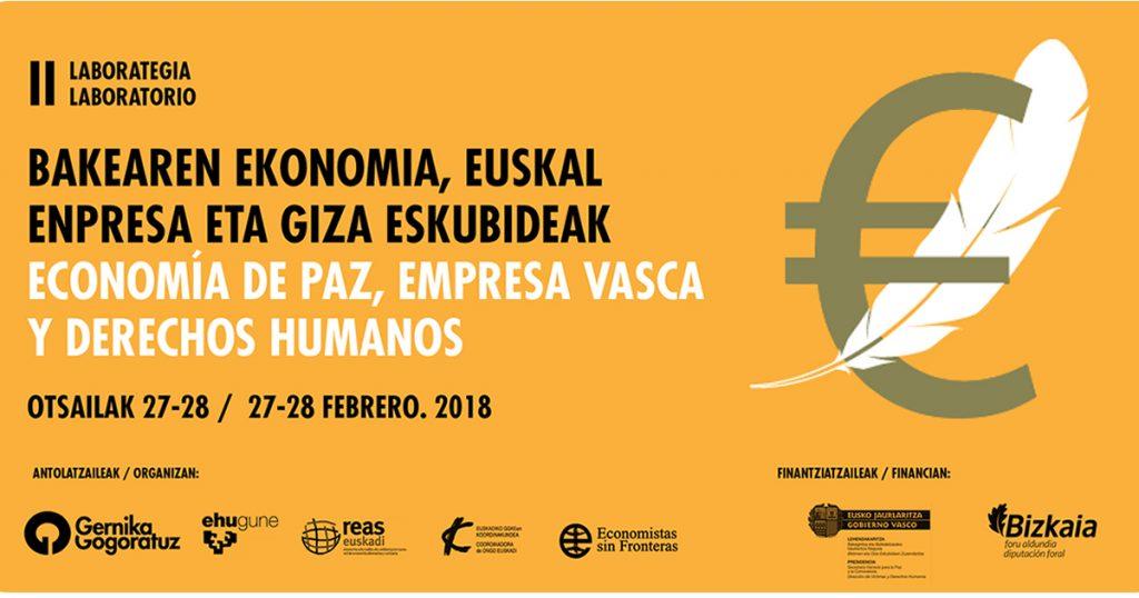 laboratorio de economia de paz gernika gogoratuz