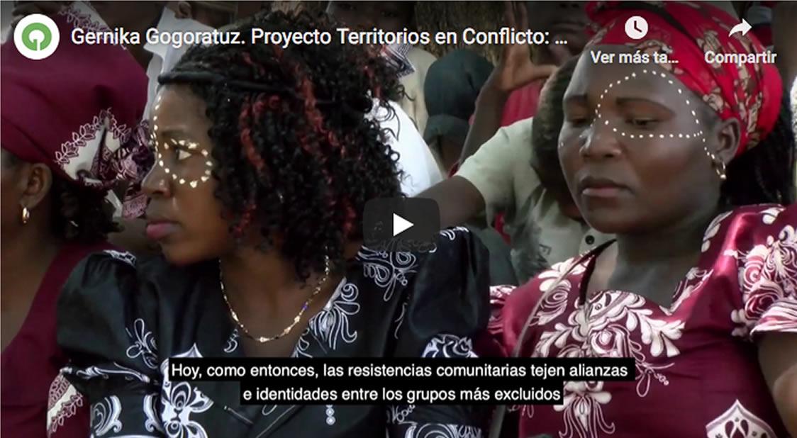 llamamiento Cabo Delgado (Mozambique)