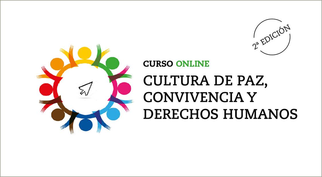 curso Cultura de Paz, Convivencia y Derechos Humanos