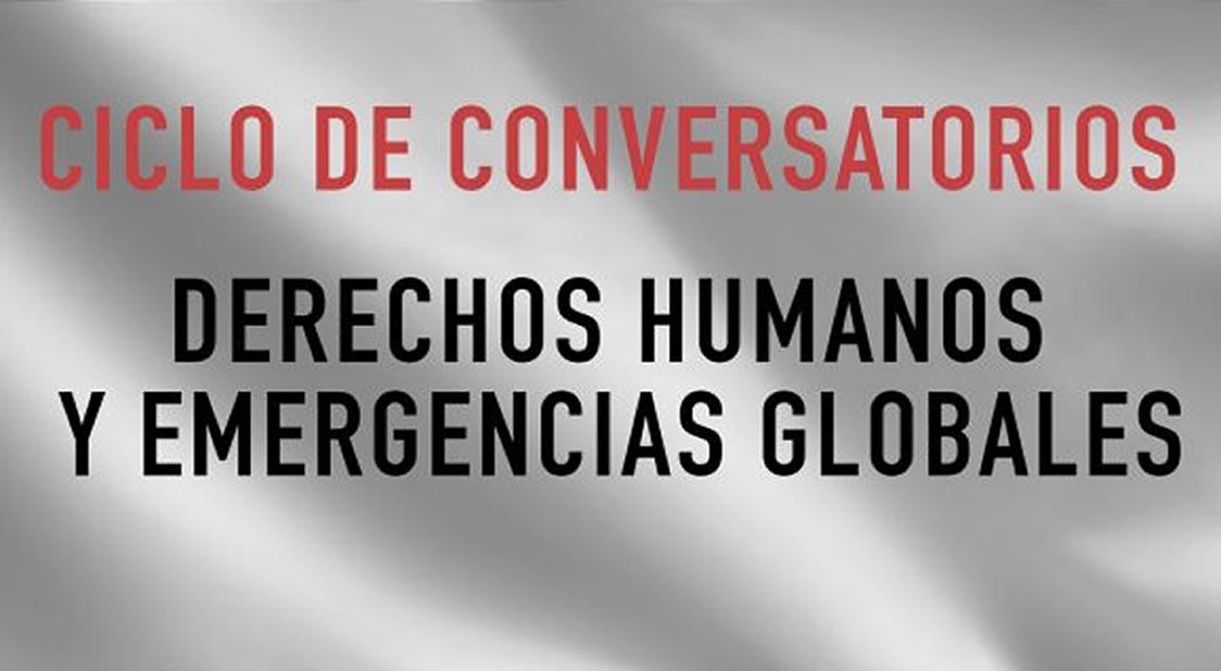 Conversatorio sobre Riesgos Laborales, Multilateralismo y Derechos Humanos organizado por el Instituto de Derechos Humanos, Democracia, Cultura de Paz y no violencia DEMOSPAZ-UAM y la Fundación Cultura de Paz.