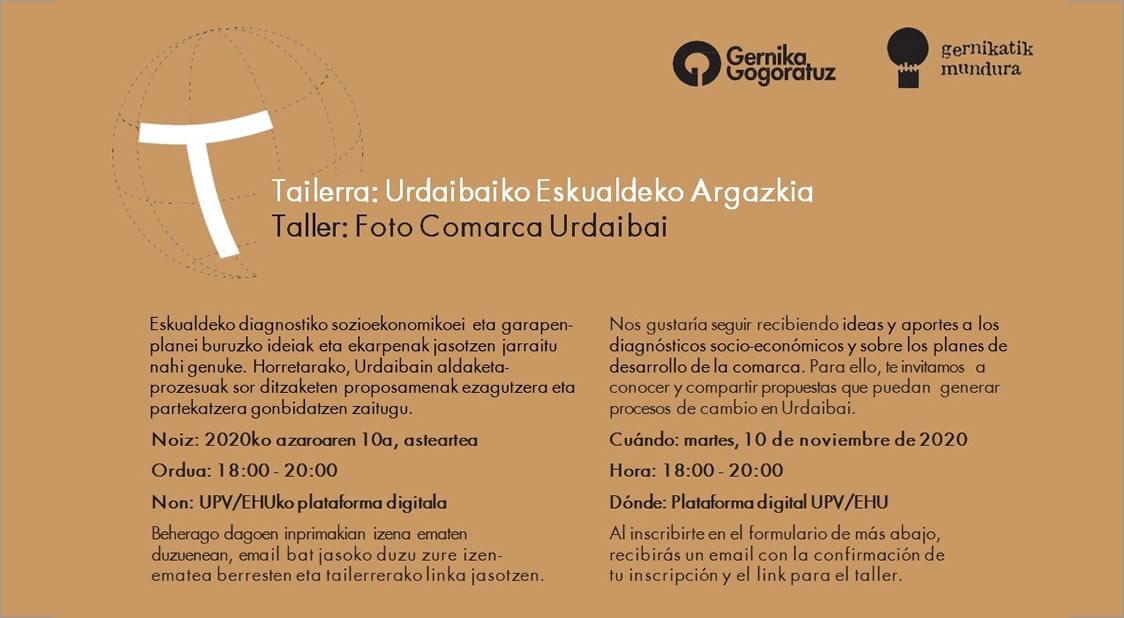 Tailerra: Urdaibaiko Eskualdeko Argazkia