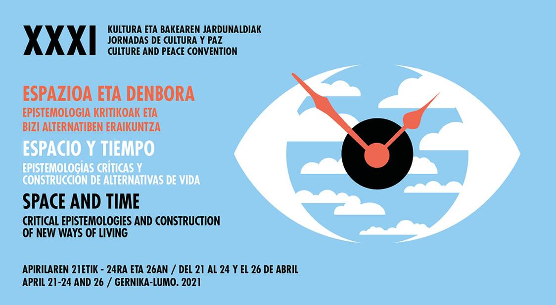 Jornadas de Cultura y Paz. Gernika-Lumo 2021