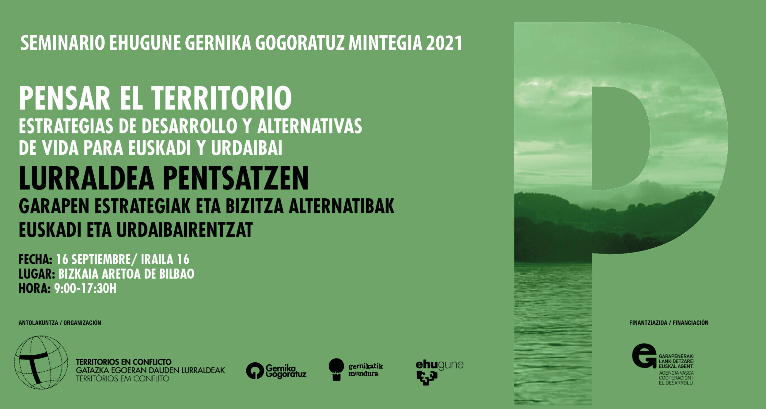 seminario ehugune Gernika Gogoratuz