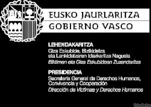 Logo de Gobierno Vasco